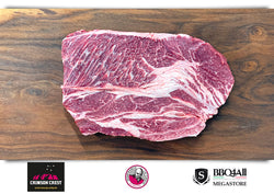 Chuck Roll Steak AUS Crimson Crest 3+ Wagyu F1 Crossbred