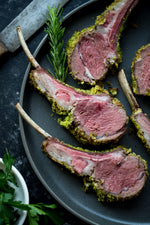 Lamb French Rack 50/0 NZ Silver Fern Farms
