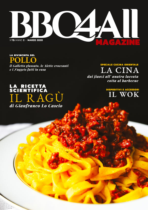 BBQ4All Magazine n. 15: Marzo 2020