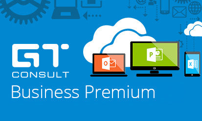 Office 365 Business Premium - Annual Subscription