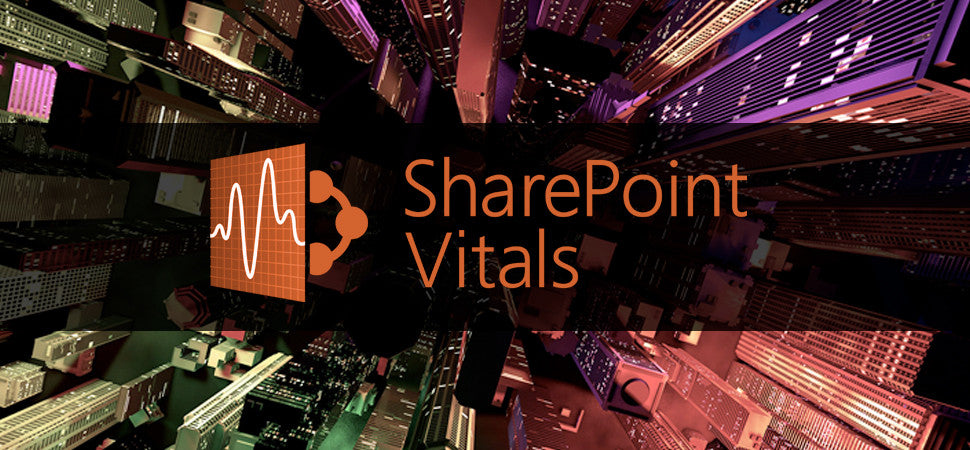SharePoint Vitals Annual Subscription