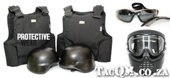 Ballistic & Protective Equipment