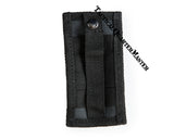 Adjustable Mag Pouch Large Pistol-Black
