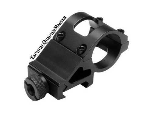 1 inch Flashlight/Laser Offset Mount