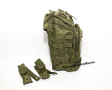 First Responder Bag - Green