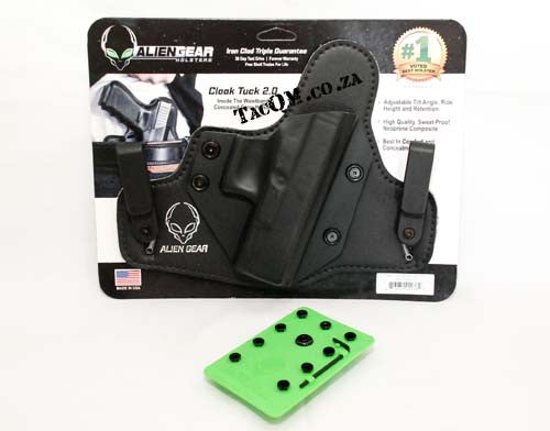 Alien Gear Cloak Tuck 2.0 Inside Waistband Holster - Glock 43 Right Handed
