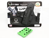 Alien Gear Cloak Tuck 2.0 Inside Waistband Holster - Glock 26/27/28/33/39 R/H