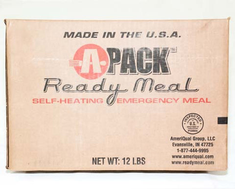 APack - Case of 12 Meals