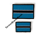 Badge Flags: Set of 2.  Large