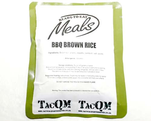 BBQ Brown Rice 150g