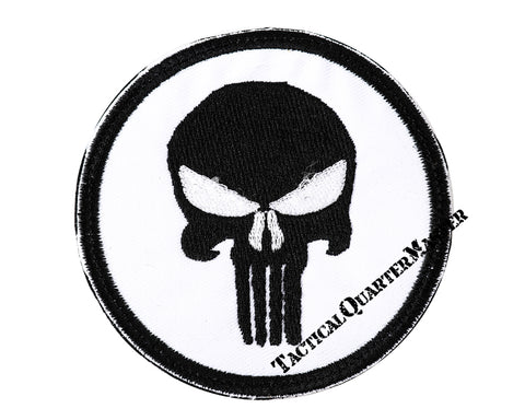 Punisher Skull Patch