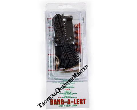 Bang Alert Tripwire Device  2.00 All steel construction.