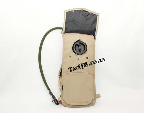Hydration Bladder Pouch Khaki-Sand