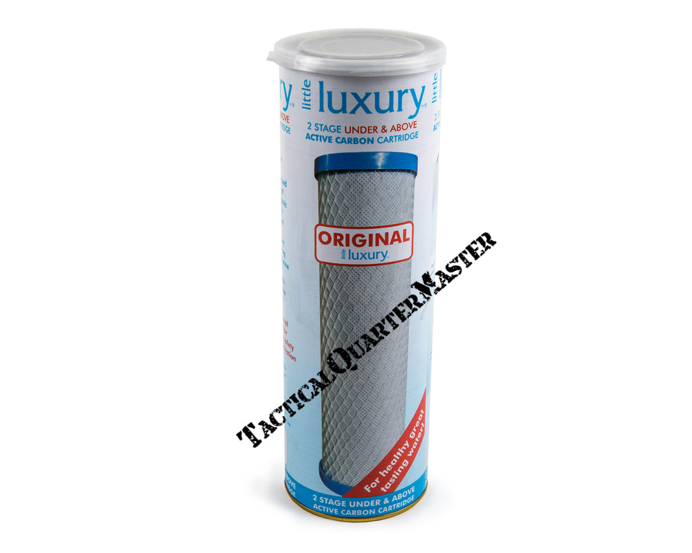 Ceramic Filter Cartridge: Final Stage