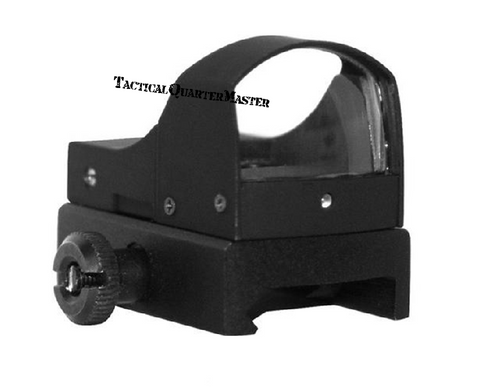 Compact Tactical Green Dot Sight
