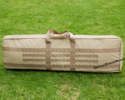 Discrete Rifle Carry Bag 1200-Sand