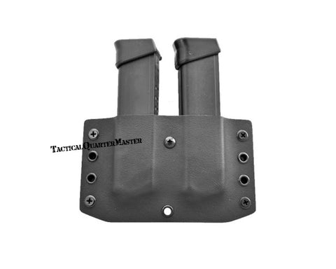 Daniels Glock 9/40 Double OWB Mag Pouch