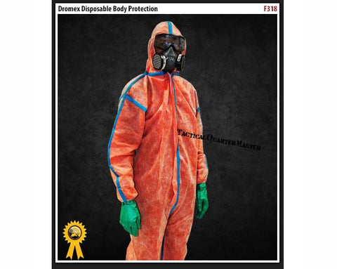 Dromex F318 Nuclear Coverall