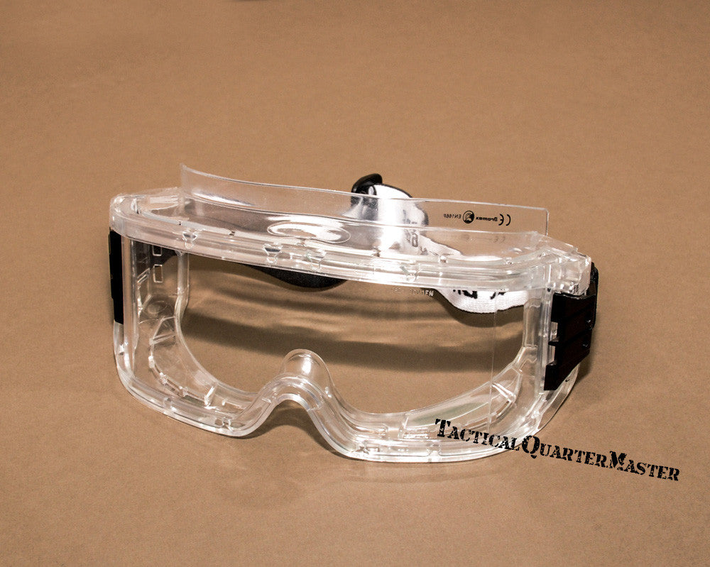 Anti Mist Chemical Goggles Drovision