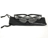 Elvex Denali Protective Eye Wear -Clear