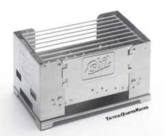 Esbit Fold-away charcoal grill extra small BBQ100S