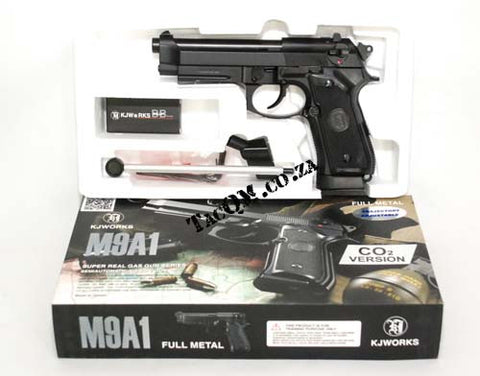 KJ Works M9A1 Airsoft Pistol