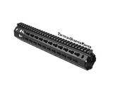 AR15 KeyMod Handguard - Rifle Length
