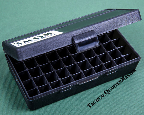 Pistol Ammo Storage Case: Small