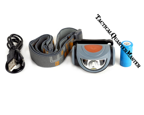 Ultratec Chameleon Rechargable Headlamp