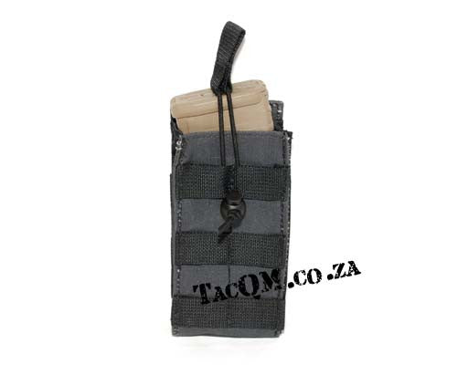 Single 556 Mag Pouch-Black