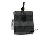 556 Magazine Speed Pouch: Black