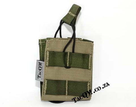 556 Magazine Speed Pouch: Green