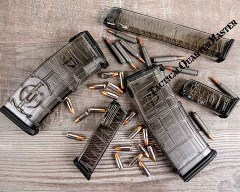 Elite Tactical Systems AR15 Magazines: 4 Variants