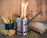 Calore Multi-Fuel Camp Cook Stove