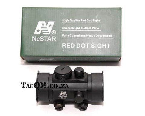 42mm Red Dot Tube Reflex Optic
