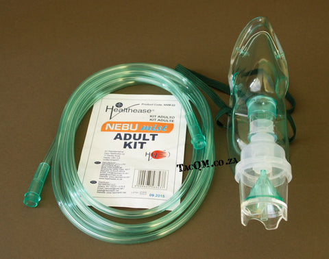 O2 Nebuliser Mask - Adult