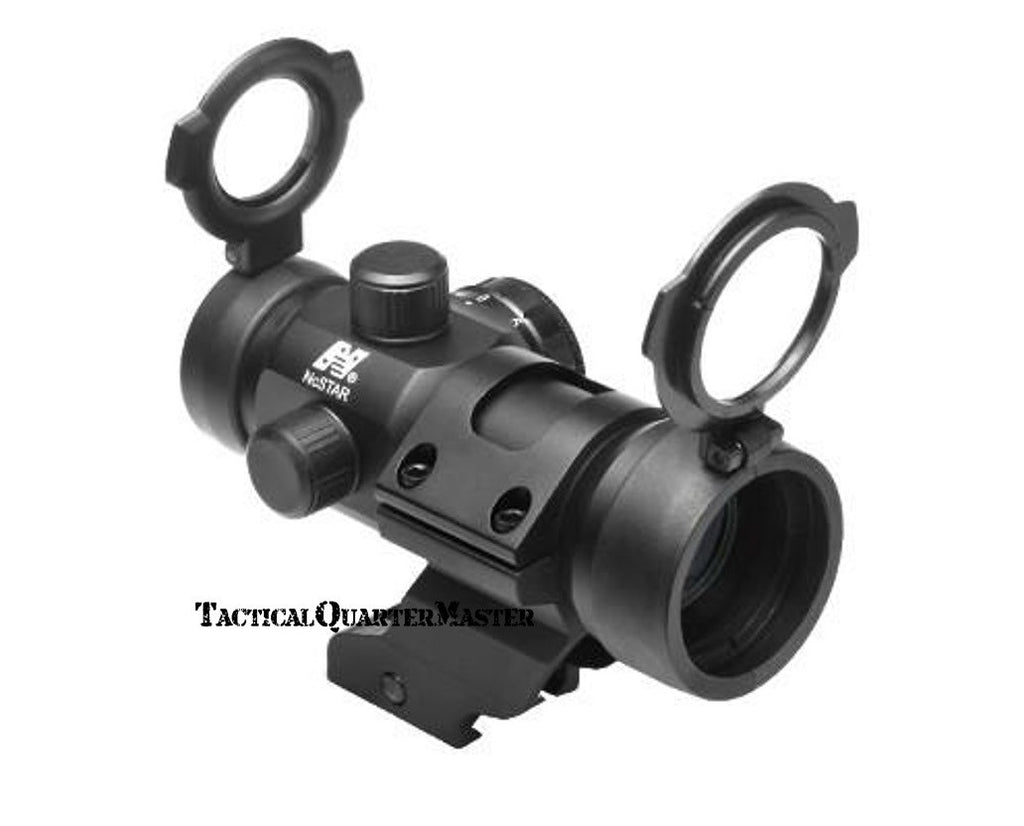 Cantilever 30mm Red and Green Dot Sight