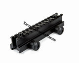 UTG long Riser: 25.4mm High (13 Slot)