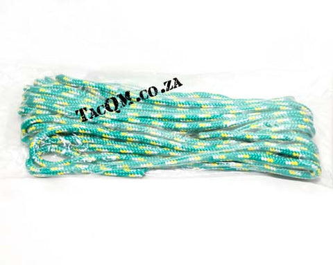 PP Outdoor Braid 6mm X 10 meters Green