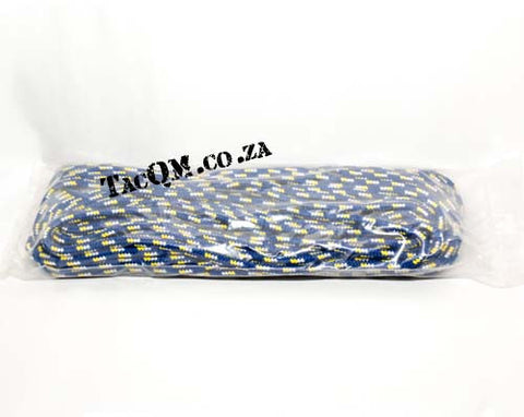 PP Outdoor Braid 8mm X 30 meters Blue