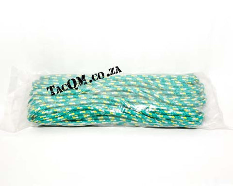 PP Outdoor Braid 8mm X 30 meters Green