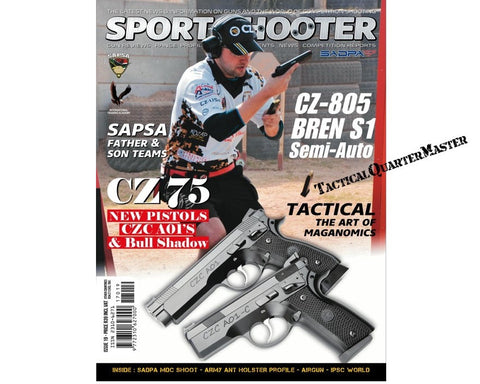 Sport Shooter Magazine Issue 19