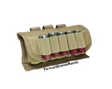 Shot Shell Pouch - Tan