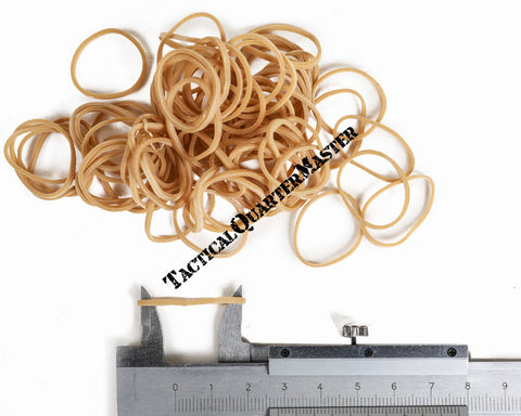 Elastic / Rubber Bands  (100 Bands per Pack)