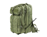 Small Tactical Backpack - Green