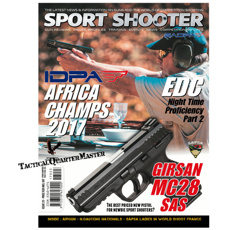 Sport Shooter Magazine Issue 23