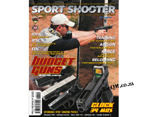 Sport Shooter Magazine Issue 15