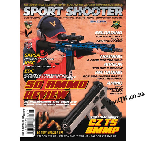 Sport Shooter Magazine Issue 17