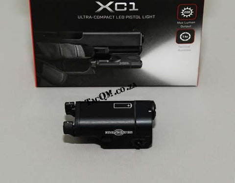 SureFire: XC1 Weapon Mounted Light