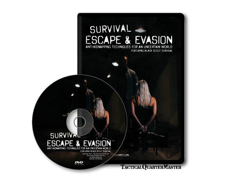 Survival Escape and Evasion DVD